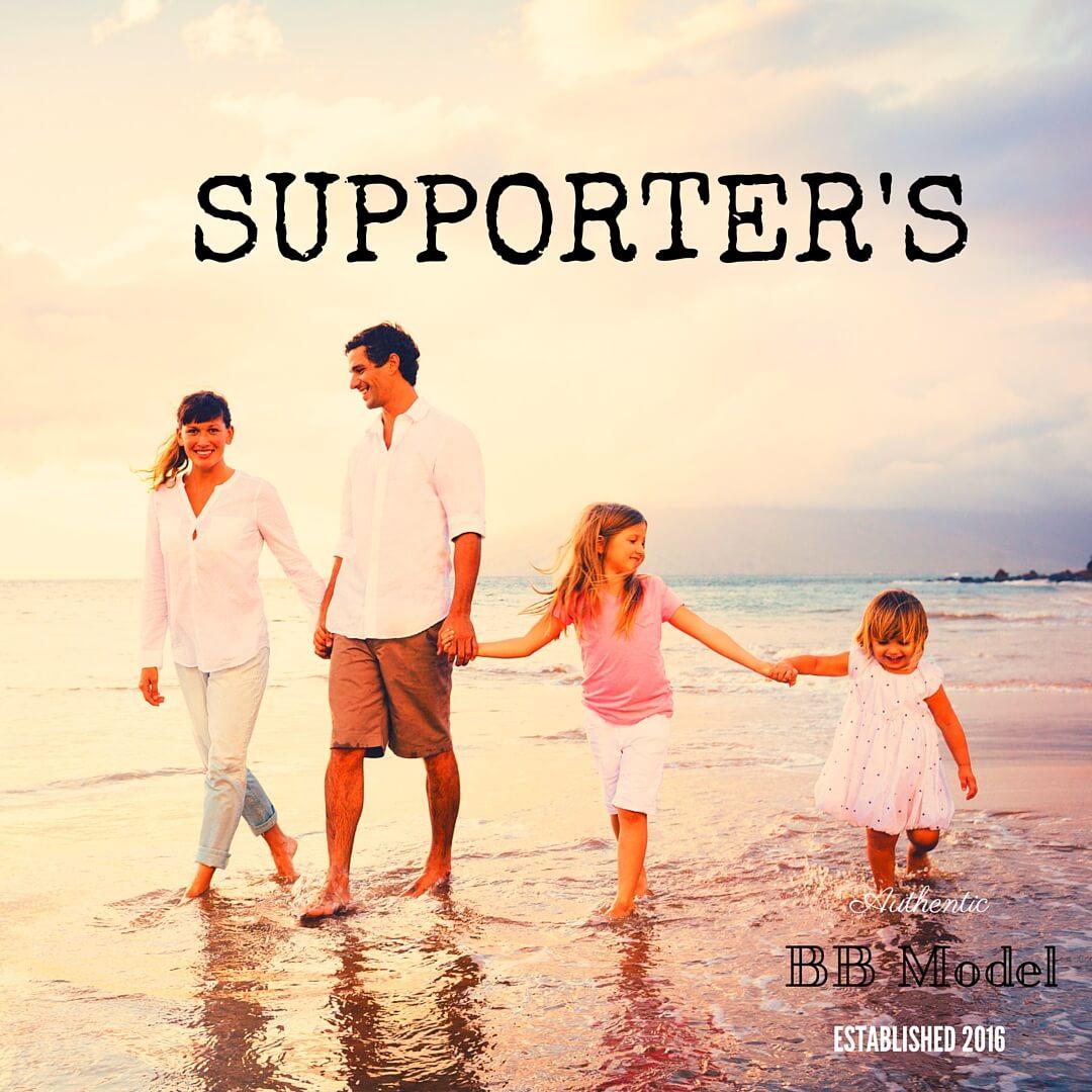 supporter bb model